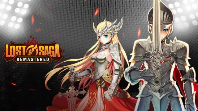 Game Online Lost Saga Remastered Terlaris Tahun 2020
